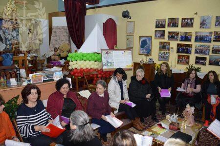 Μητρόπολη Νεαπόλεως: Απολογισμός Ομάδας Αγάπης «Αγία Ολυμπιάδα»