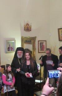 Ο Σύρου Δωρόθεος τίμησε τους συνταξιοδοτηθέντες νοσηλευτές του νοσοκομείου Σύρου