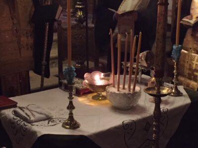 Λευκάδα: Το Μυστήριο του Ιερού Ευχελαίου στην Ιερά Μονή Υπεραγίας Θεοτόκου Φανερωμένης