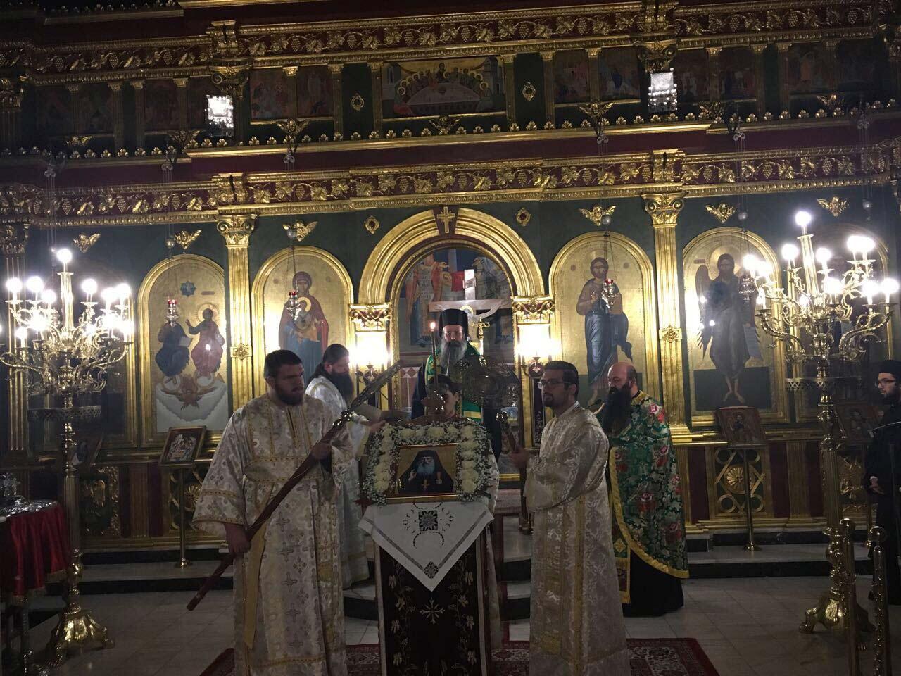 Αγιοκατατάξη Αγίου Ιακώβου (Τσαλίκη) Στην Ιερά Μητρόπολη Κίτρους