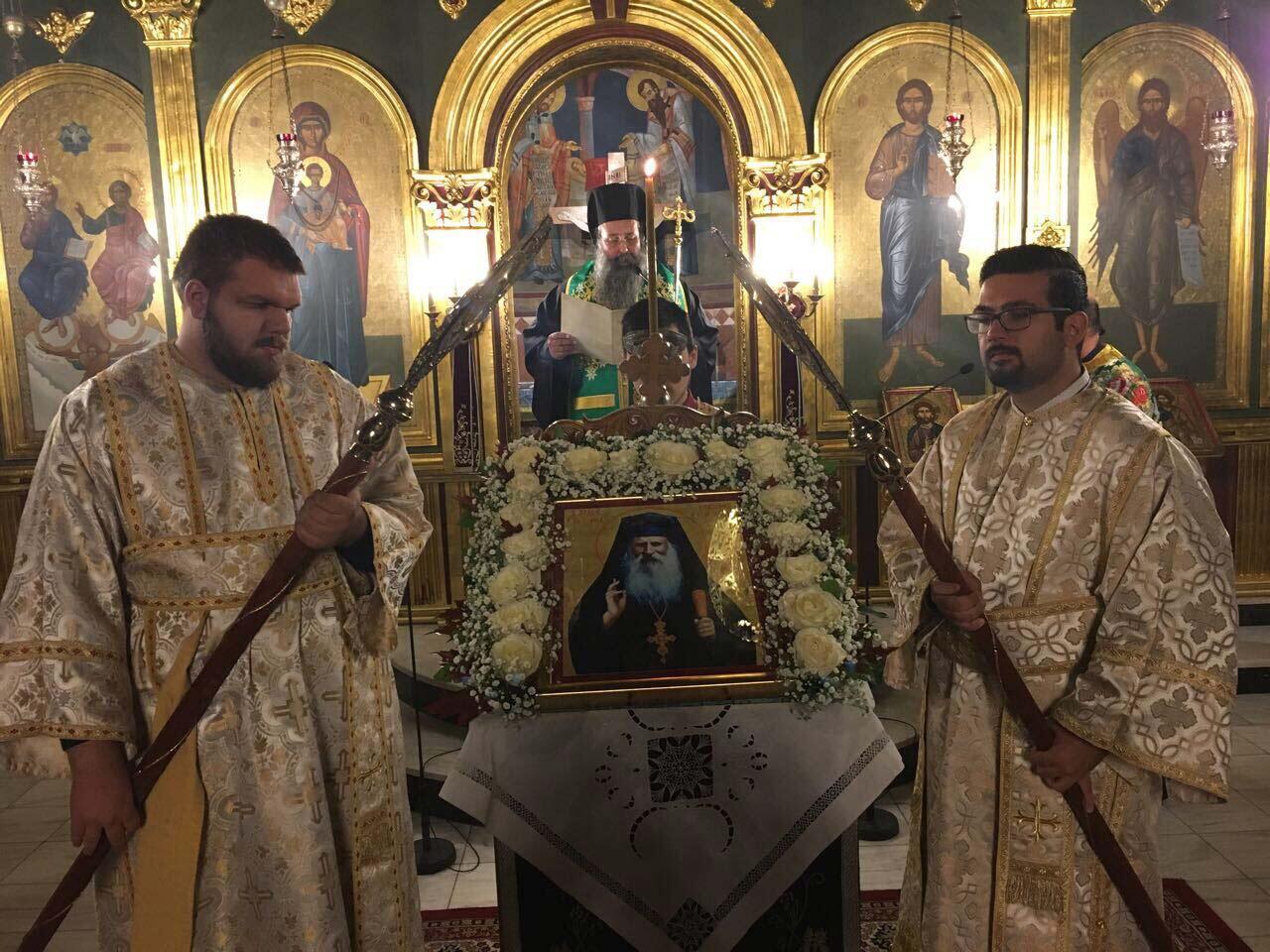 Η Αγιοκατατάξη του Αγίου Ιακώβου (Τσαλίκη) Στην Ιερά Μητρόπολη Κίτρους