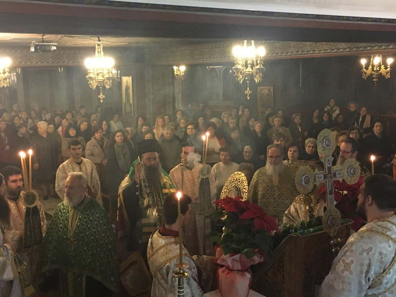 Η Αγιοκατατάξη του Αγίου Ιακώβου (Τσαλίκη) Στην Μητρόπολη Κίτρους