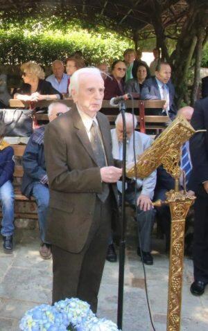Η Βιβλιοθήκη του αειμνήστου Θεοκτίστου Λαΐνά στη Μητρόπολη Φθιώτιδος