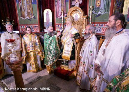 Συγκλονιστική ομιλία του Μητροπολίτη Βεροίας για τον Άγιο Πορφύριο