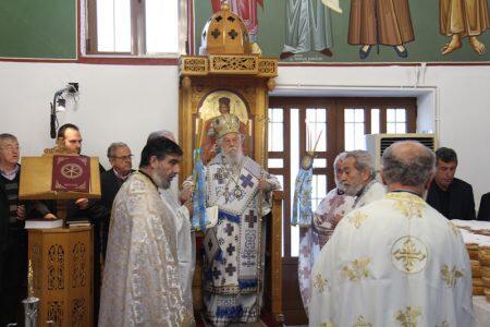 Μητρόπολη Παραμυθίας: Λαμπρή Εορτή στον πανηγυρίζοντα Ναό Αγίας Βαρβάρας της ενορίας Ψάκκας