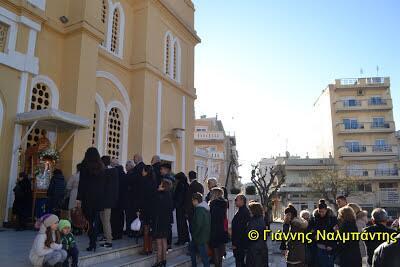Με λαμπρότητα η Αλεξανδρούπολη τίμησε τον πολιούχο της Άγιο Νικόλαο