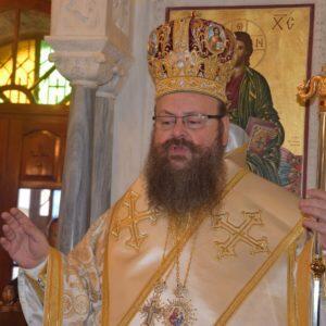 Μέγαρα: Θεία Λειτουργία στον Άγιο Δημήτριο