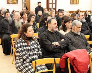 Σύναξη ιερατικών ζευγαριών στη Μητρόπολη Νεαπόλεως