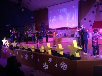Ο Δημητριάδος Ιγνάτιος στη Χριστουγεννιάτικη γιορτή του Βρεφονηπιακού Σταθμού
