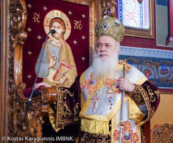 Βέροια: Λαμπρά πανηγύρισε ο Ιερός Ναός της Αγίας Βαρβάρας