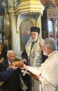 Λαμπρή Εορτή της μνήμης του του Προφήτου Αββακούμ στη Σύρο
