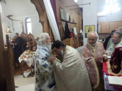 Λαμπρή Εορτή του Αγίου Σπυρίδωνος στη Μητρόπολη Παραμυθίας-χειροθεσία Αναγνωστών