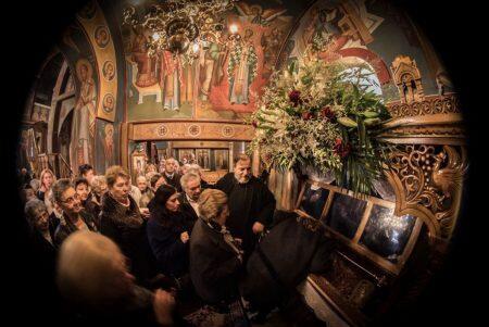 Λαμπρή Εορτή του Αγίου Ελευθερίου στη Νέα Ιωνία