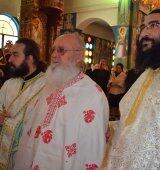 Ο Μετεώρων Θεόκλητος στον Ιερό Ναό Αγίων Κωνσταντίνου και Ελένης