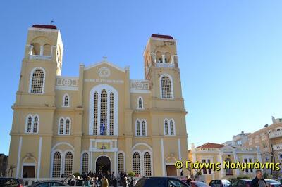 Μνημόσυνο κεκοιμημένων ιερέων στη Μητρόπολη Αλεξανδρουπόλεως