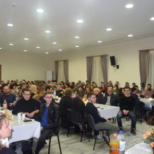 Μητρόπολη Μεγάρων: Τιμητική εκδήλωση για τους επιτυχόντες στα Εκπαιδευτικά Ιδρύματα της χώρας