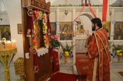 Νάξος: Με λαμπρότητα εορτάσθηκε η μνήμη της Αγίας Βαρβάρας
