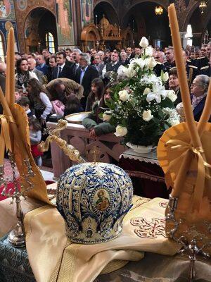 Λάρισα: Τεσσαρακονθήμερο μνημόσυνο Πενταπόλεως Ιγνατίου