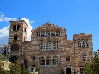 Θεσσαλονίκη-Τώρα: Δείτε ζωντανά τη Θεία Λειτουργία στον Άγιο Δημήτριο