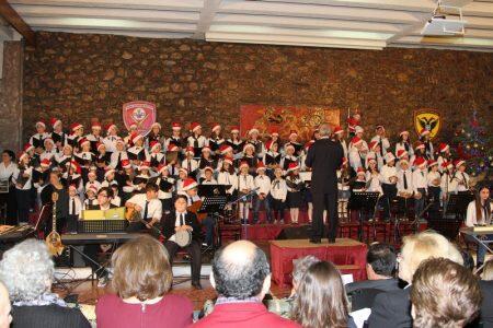 Χριστούγεννα 2017: Επιτυχής η συναυλία της χορωδίας νέων Μητροπόλεως Χαλκίδος