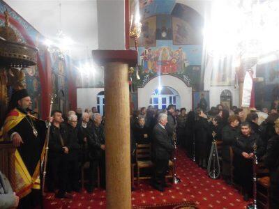 Η Εορτή της μνήμης του Αγίου Στεφάνου στη Μητρόπολη Θεσσαλιώτιδος