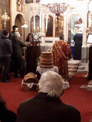 Η Τήνος τιμά τον Άγιο Ελευθέριο