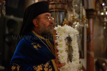 Η Αίγινα τιμά τον Πολιούχο της Άγιο Διονύσιο