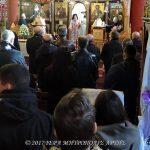 Κυριακή Ι΄ Λουκά στην Ενορία Κοιμήσεως Θεοτόκου Αγνάντων Άρτης
