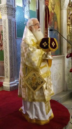 Βόλος: Τελέστηκε σήμερα το Μνημόσυνο του Μητροπολίτου Πενταπόλεως Ιγνατίου