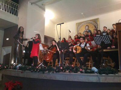 Χριστουγεννιάτικη Εκδήλωση της Ιεράς Μητροπόλεως Θηβών και Λεβαδείας