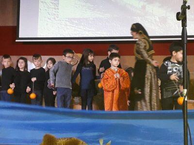 Μητρόπολη Δημητριάδος: Τα παιδιά των κατηχητικών ύμνησαν τα Χριστούγεννα