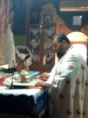 Αγία Άννα: Λαμπρή Θεία Λειτουργία στον Ναό Αγίου Νικολάου Άνω Βάθειας