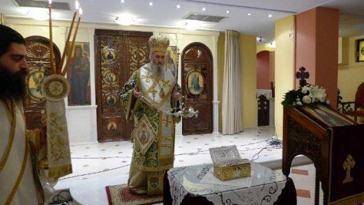 Λαμπρός Εορτασμός του Αγίου Πορφυρίου στη Ναύπακτο
