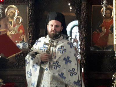 Σκιάθος: Πλήθος πιστών σήμερα στην Κοινοβιακή Μονή Ευαγγελισμού της Θεοτόκου