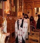 Ο Μετεώρων Θεόκλητος στην Ιερά Αγρυπνία για τον Άγιο Ελευθέριο