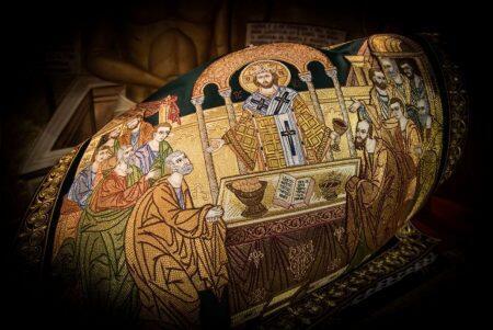 Χριστούγεννα 2017: Δισαρχιερατική Θεία Λειτουργία στη Νέα Ιωνία
