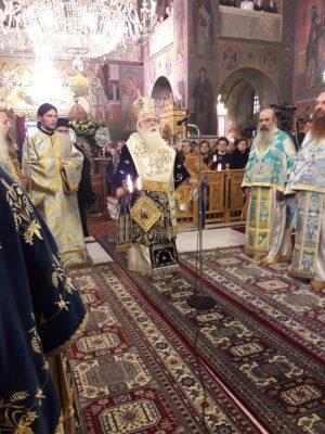 Μεγαλοπρεπής η Πανήγυρις του Αγίου Νικολάου στο Βόλο