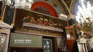 Μεγάλη ημέρα για το Ναύπλιο-επαναλειτούργησε σήμερα ο Άγιος Σπυρίδωνας