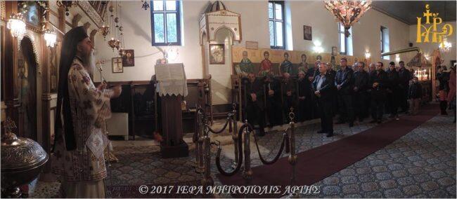 Άρτα: Λαμπρή Πανήγυρις Αγίας Βαρβάρας στο Αστροχώρι
