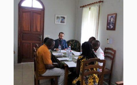 Μητρόπολη Μπραζαβίλ και Γκαμπόν: Σύσκεψη των μελών του Μητροπολιτικού Συμβουλίου