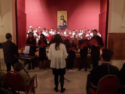 Χριστουγεννιάτικη εκδήλωση κατηχητικών ενορίας Καθεδρικού Ναού Απ. Παύλου Κορίνθου