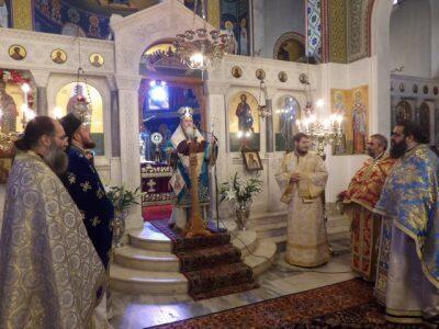 Κόρινθος: Ιερά Πανήγυρη του Ναού Αγίου Νικολάου
