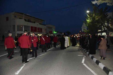 Κύπρος: Πλήθος πιστών στην υποδοχή του Ιερού Λειψάνου της Αγίας Αικατερίνης