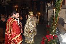 Χριστούγεννα 2017: Κατακλύστηκε από πλήθος ευσεβών Χριστιανών ο Ναός Απ. Παύλου Κορίνθου
