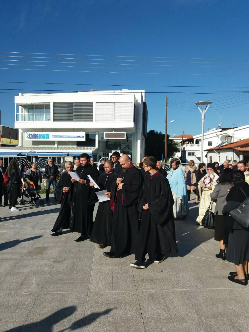 Ιερός Ναός Αγίων Κωνσταντίνου και Ελένης Λευκωσίας