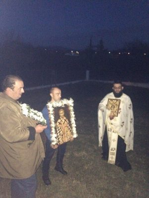 Κιλκίς: Με λαμπρότητα τίμησαν τον Άγιο Ελευθέριο στο Καλό Λιβάδι