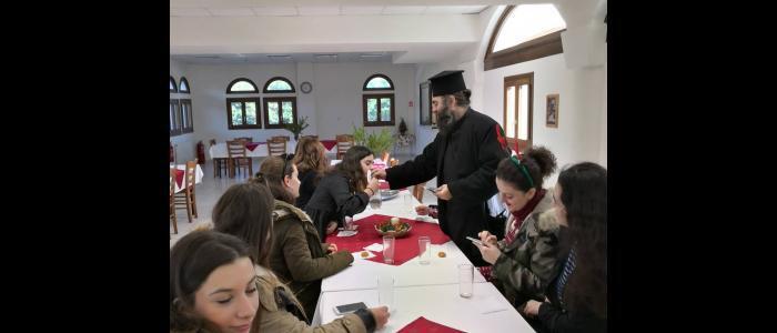Χριστούγεννα 2017: Επισκέψεις αγάπης στη Μητρόπολη Φθιώτιδος