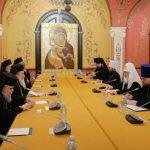 Η κατάσταση στους Αγίους Τόπους συζητήθηκε στη συνάντηση Μόσχας Κυρίλλου με Θεόφιλο