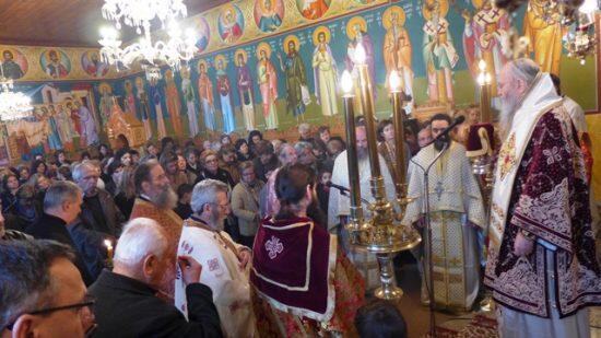 Λαμπρή Εορτή του Αγίου Στεφάνου στη Ναύπακτο