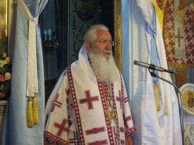 Θηβών Γεώργιος: Ευχές εν όψει του Αγίου Δωδεκαημέρου